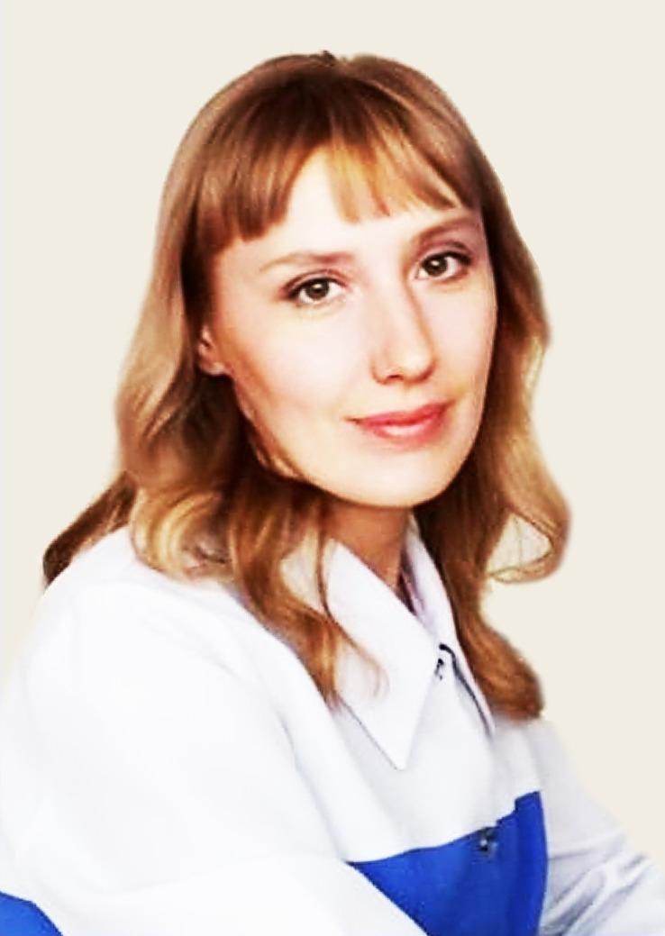 Шанова Оксана Владимировна
