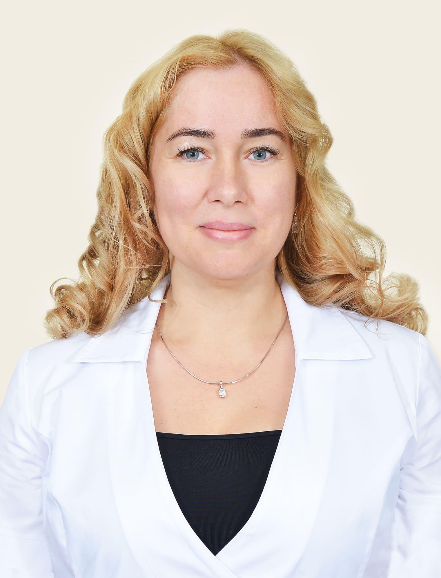 Гончар Маргарита Владимировна