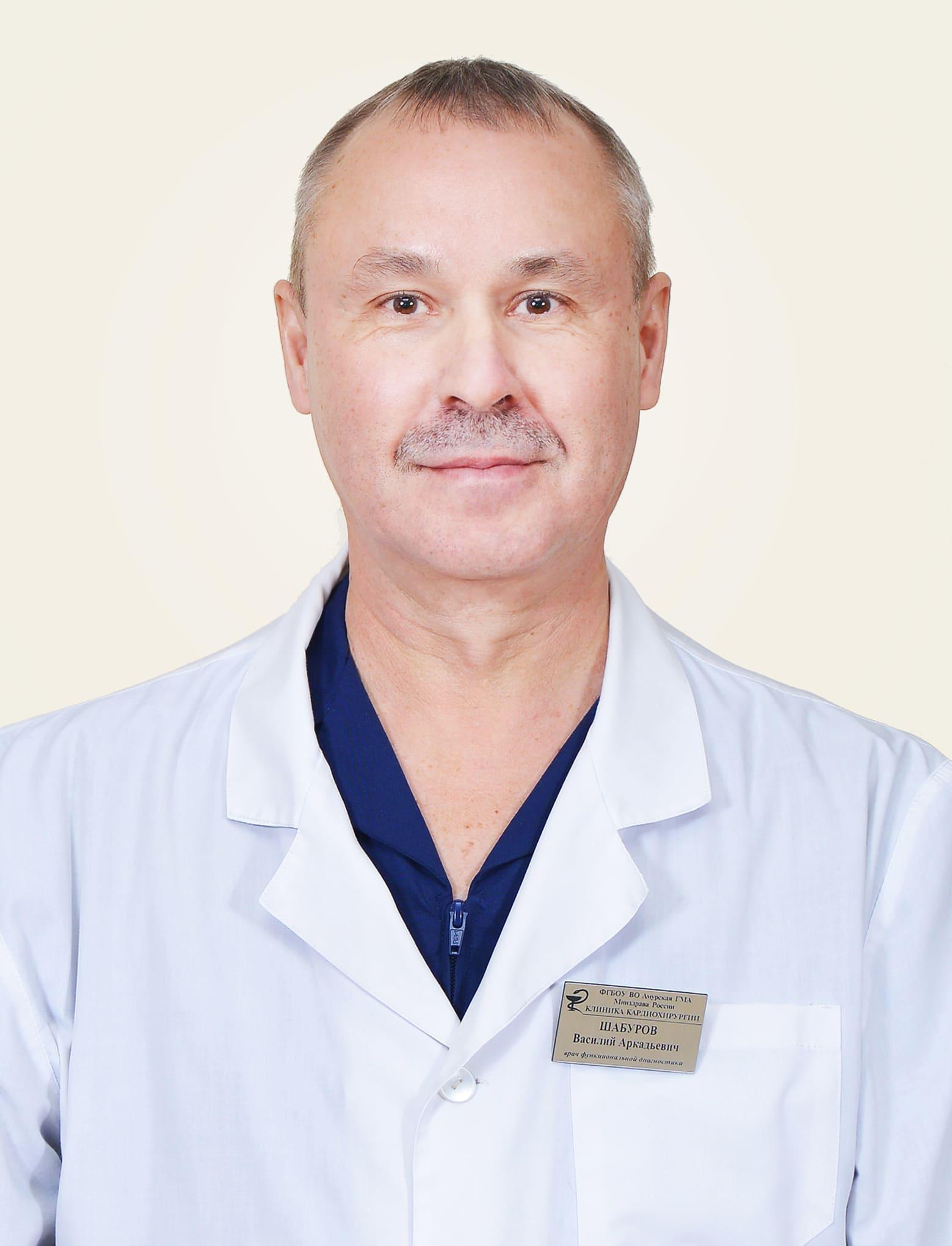 Шабуров Василий Аркадьевич