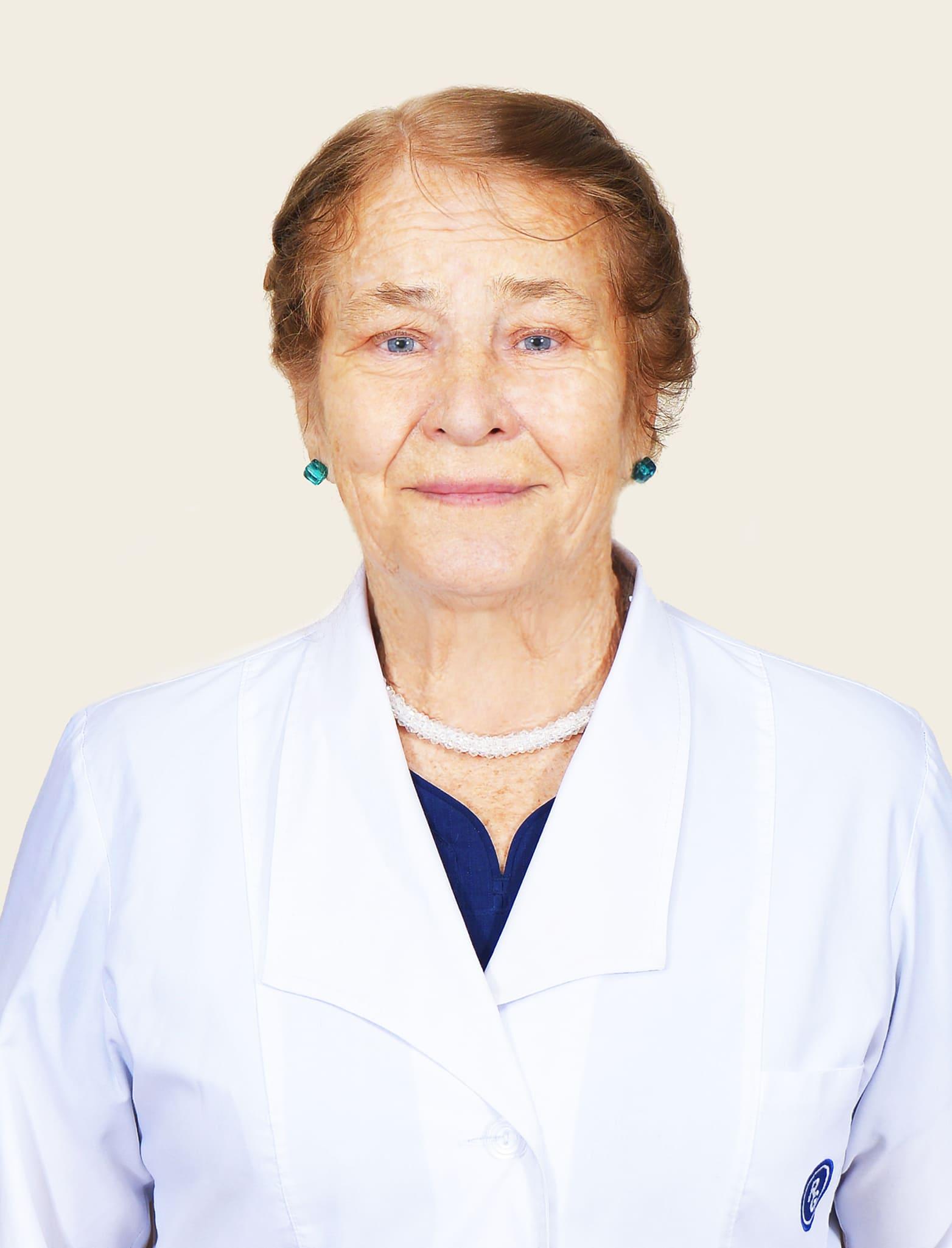 Смолина Антонина Ивановна