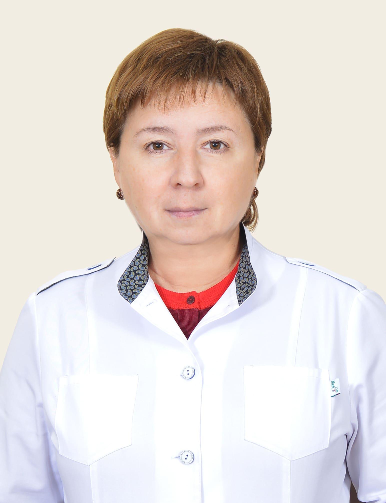 Вахненко Юлия Викторовна